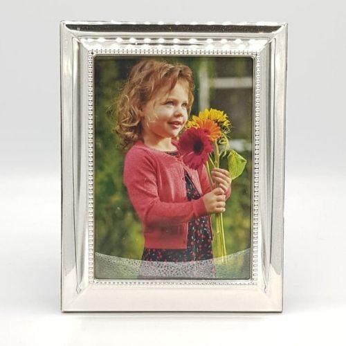 Fotolijst 13x18cm Zilver