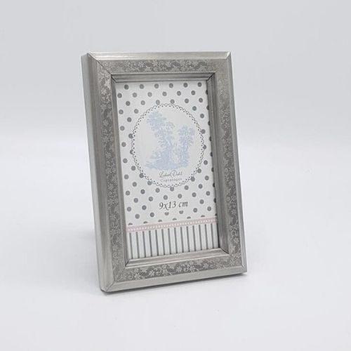 Fotolijst 9x13cm Zilver