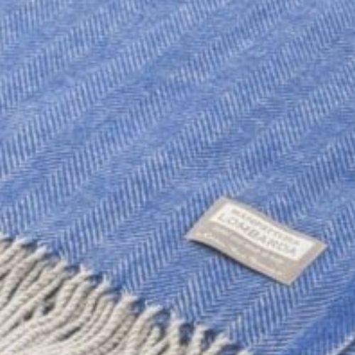 Manifattura Lombara Plaid Blue