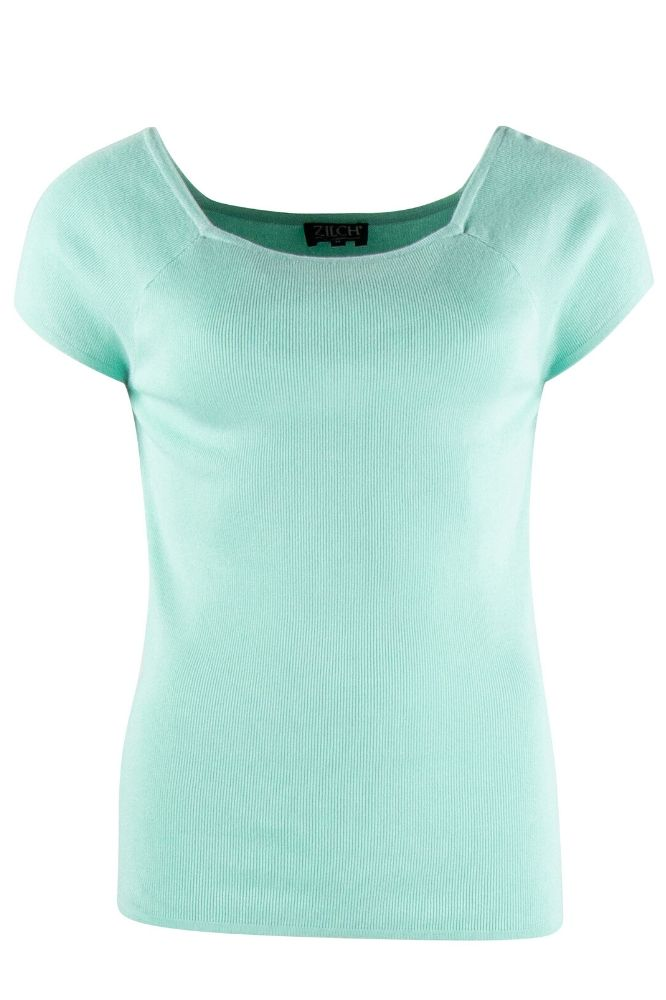 Zilch Top Short Sleeve Mint