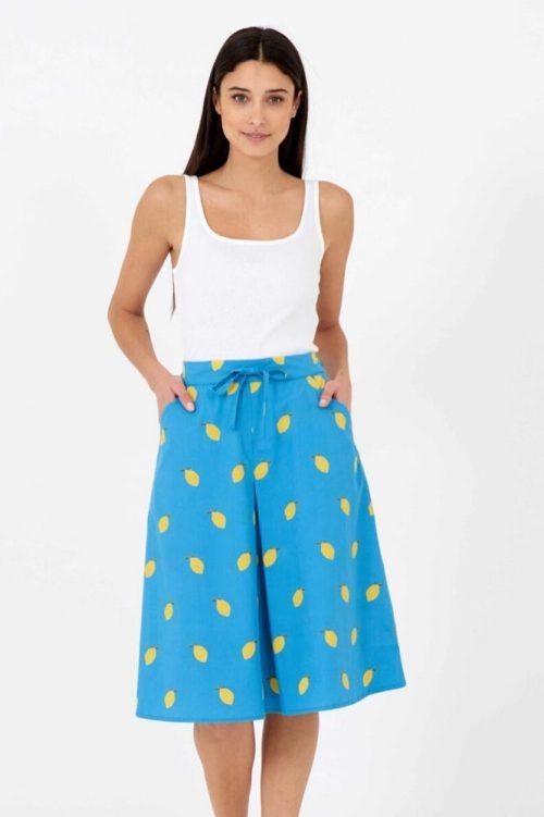 Pretty Vacant Tina Skirt Lemons
