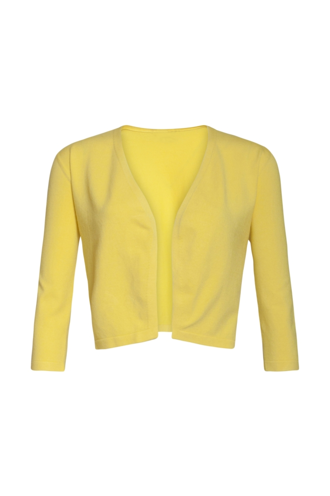 Smashed Lemon Cardigan Short - Alle Kleuren