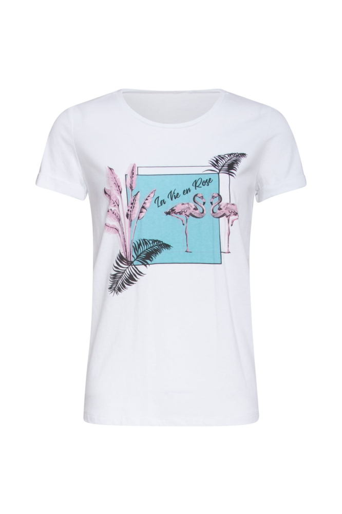 Smashed Lemon T-Shirt La Vie en Rose
