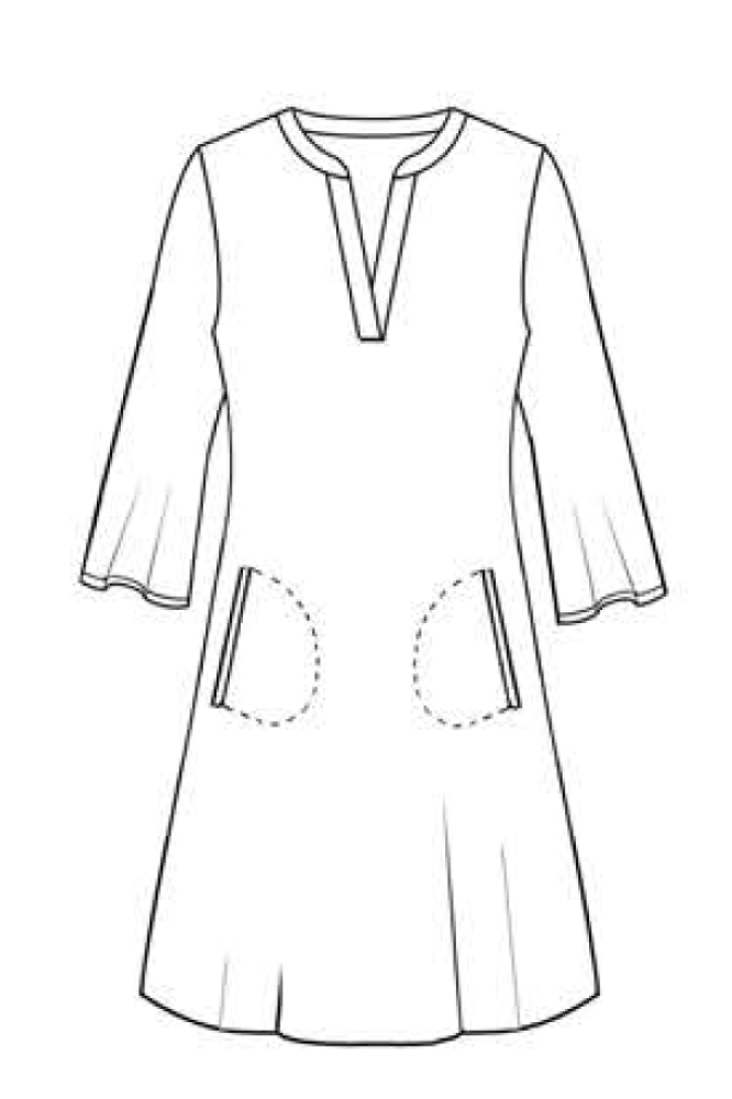 Fox's Kurma Dress